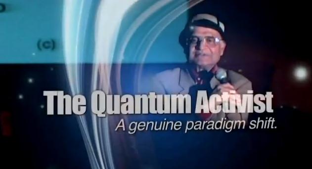 The Quantum Activist